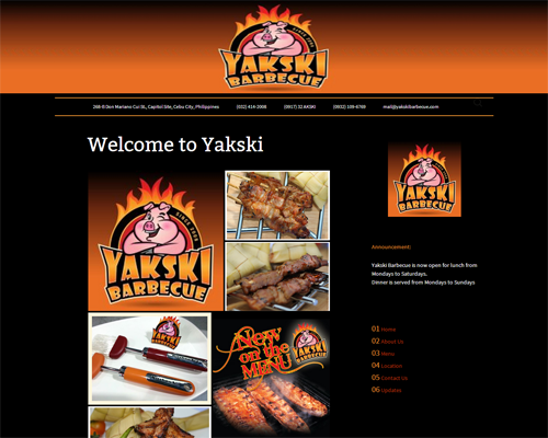yakskibarbecue screenshot